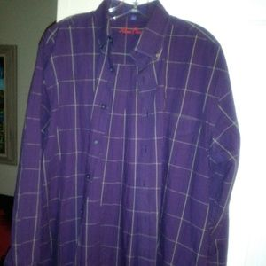Alan Flusser Men Shirt
